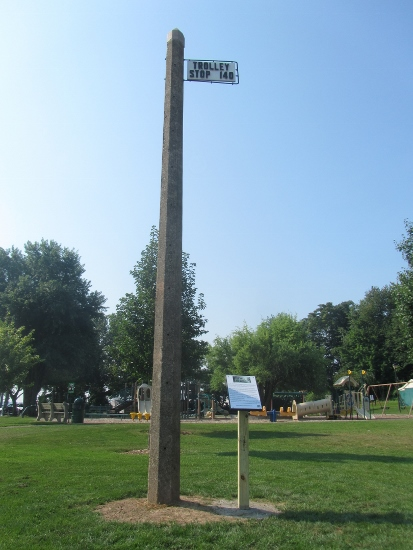 trolley pole and Plaque (413x550)