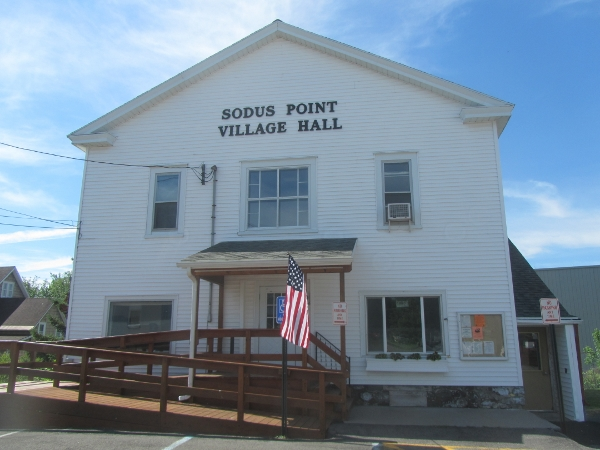 Sodus Point residents divided on high price tag for village hall changes