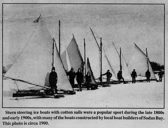 Old Ice Boats 560x425