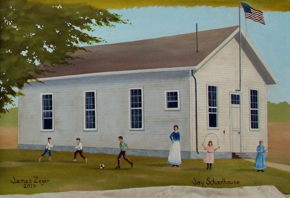 Joy Schoolhouse 585x400