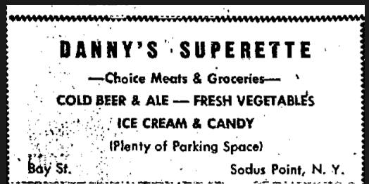 Dannys ad by Ned Ludd