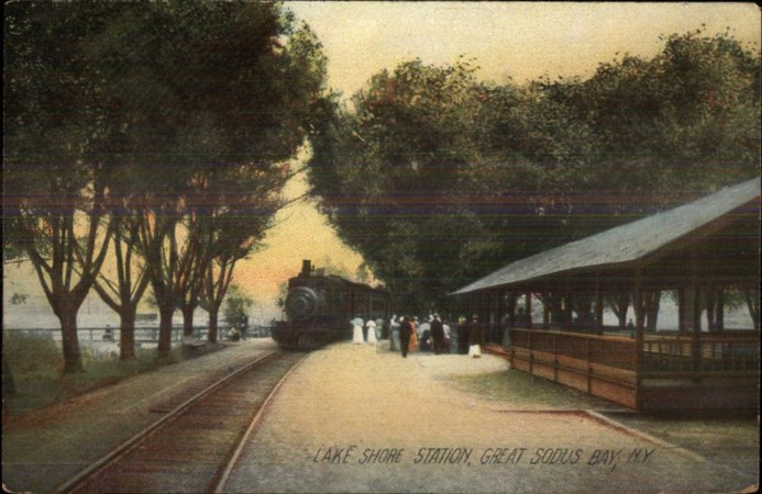 Lake Shore Station at Willow Park 700x450
