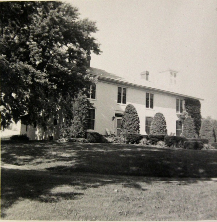Swales House 1959 750x