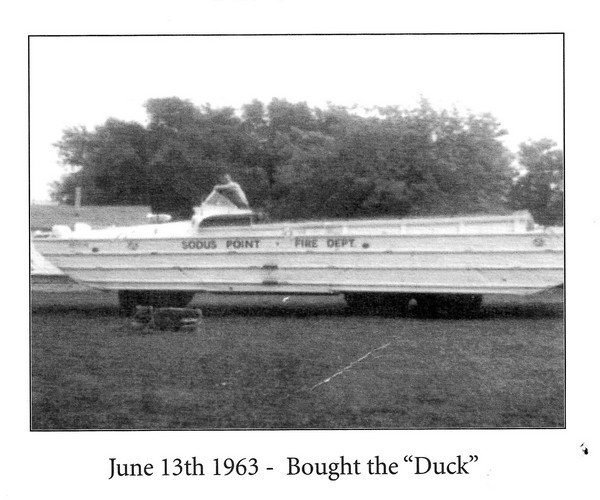 The Duck 1963 600x500