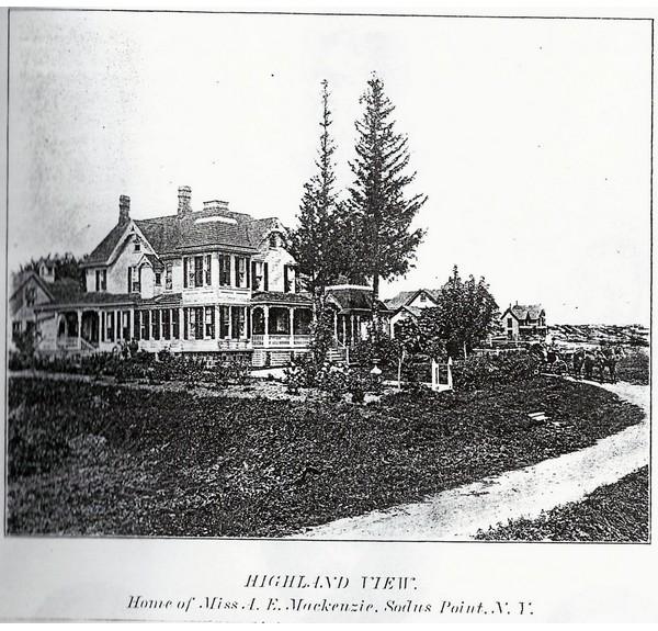 Mackenzie House 600x575