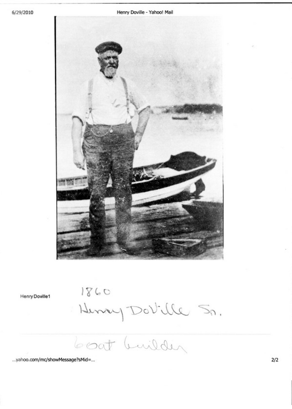 1860 photo of Henry DoVille Sr by Richard Palmer 600x840