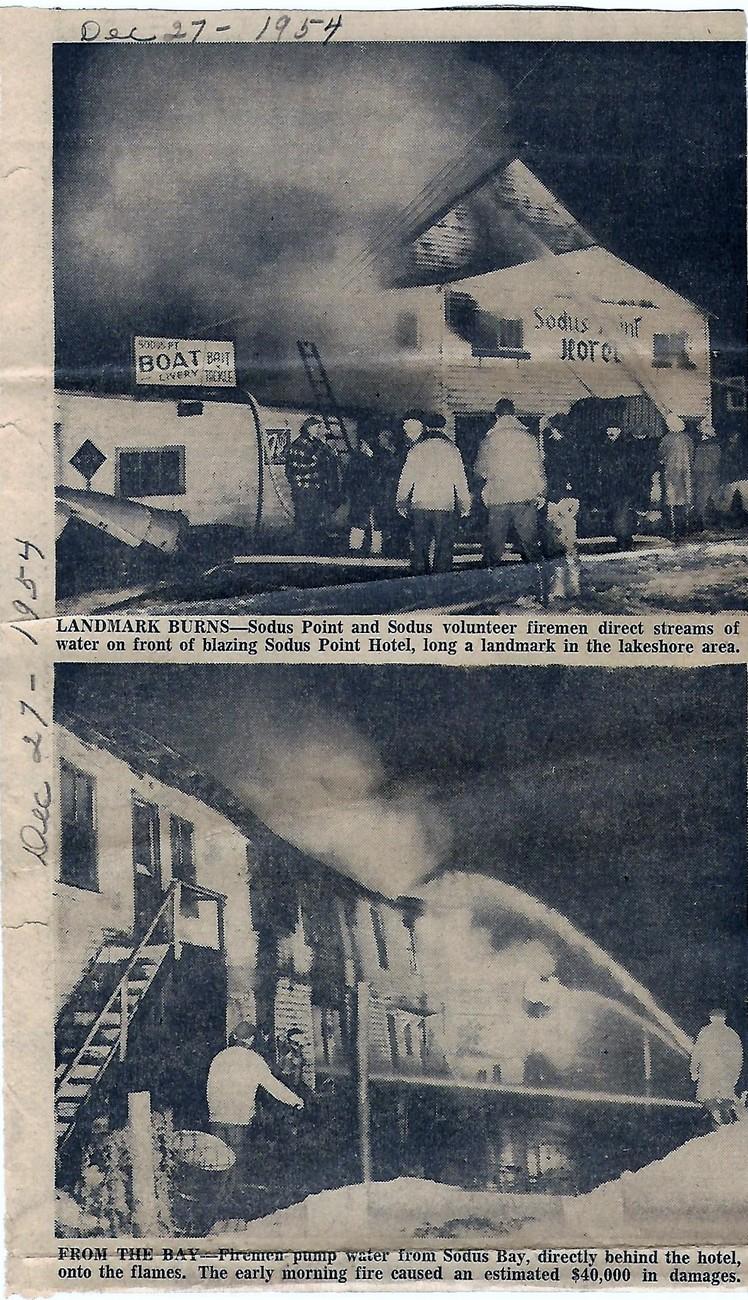 Part 1 Sodus Point Hotel Fire 750x
